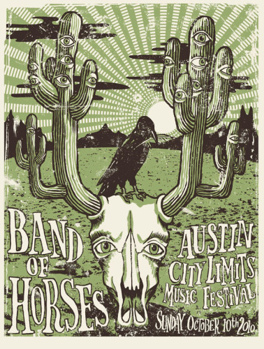 Band of Horses at ACL