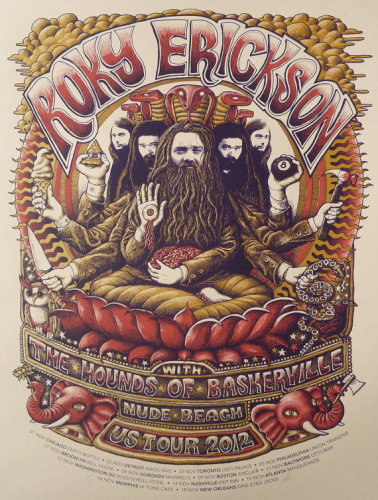 Roky Erickson US Tour