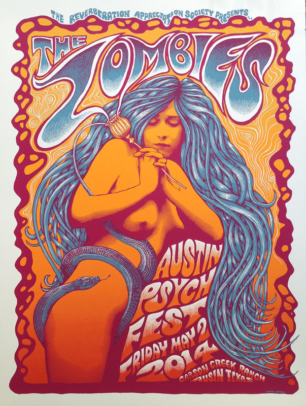 The Zombies at Psych Fest