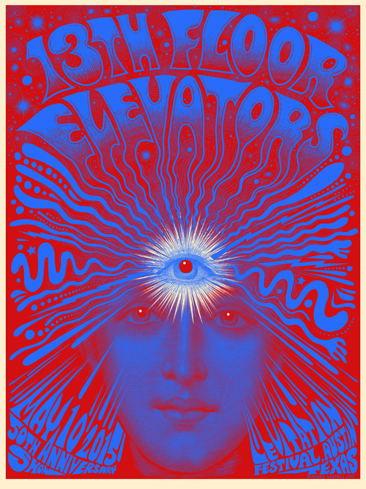 13th floor elevators 50th reunion show sold out mishka for 13 floor