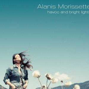 Alanis Morissette - Havoc and Bright Lights LP