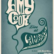 Amy Cook at Lamberts