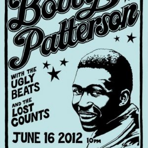 Bobby Patterson at Continental Club, Austin