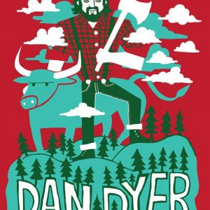Dan Dyer T-Shirt