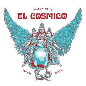 El Cosmico 'Garuda' T-Shirt