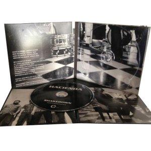 Hacienda - Shakedown CD