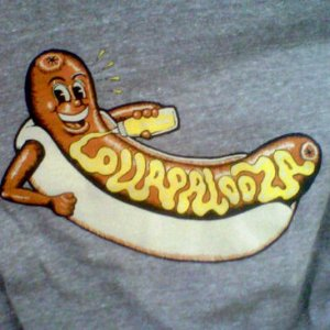Lollapalooza T-Shirt