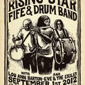 Rising Star Fife and Drum Band