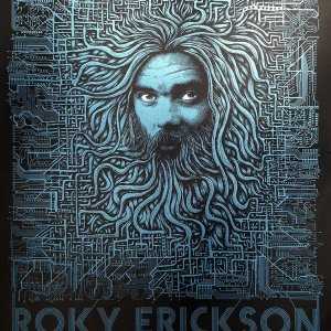 Roky Circuit Board Black
