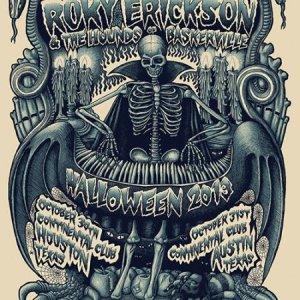 Roky Erickson halloween 2013