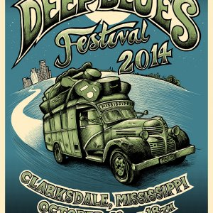 Deep Blues Festival 2014