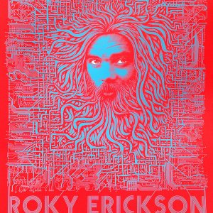 Roky Circuit Board Red