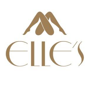 Elles logo w legs gold-01